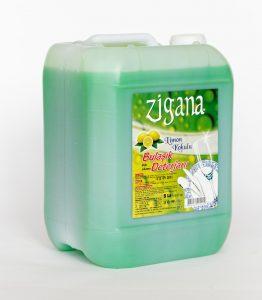 Zigana Bulaşık Deterjanı Elde Yıkama Limon Aromalı