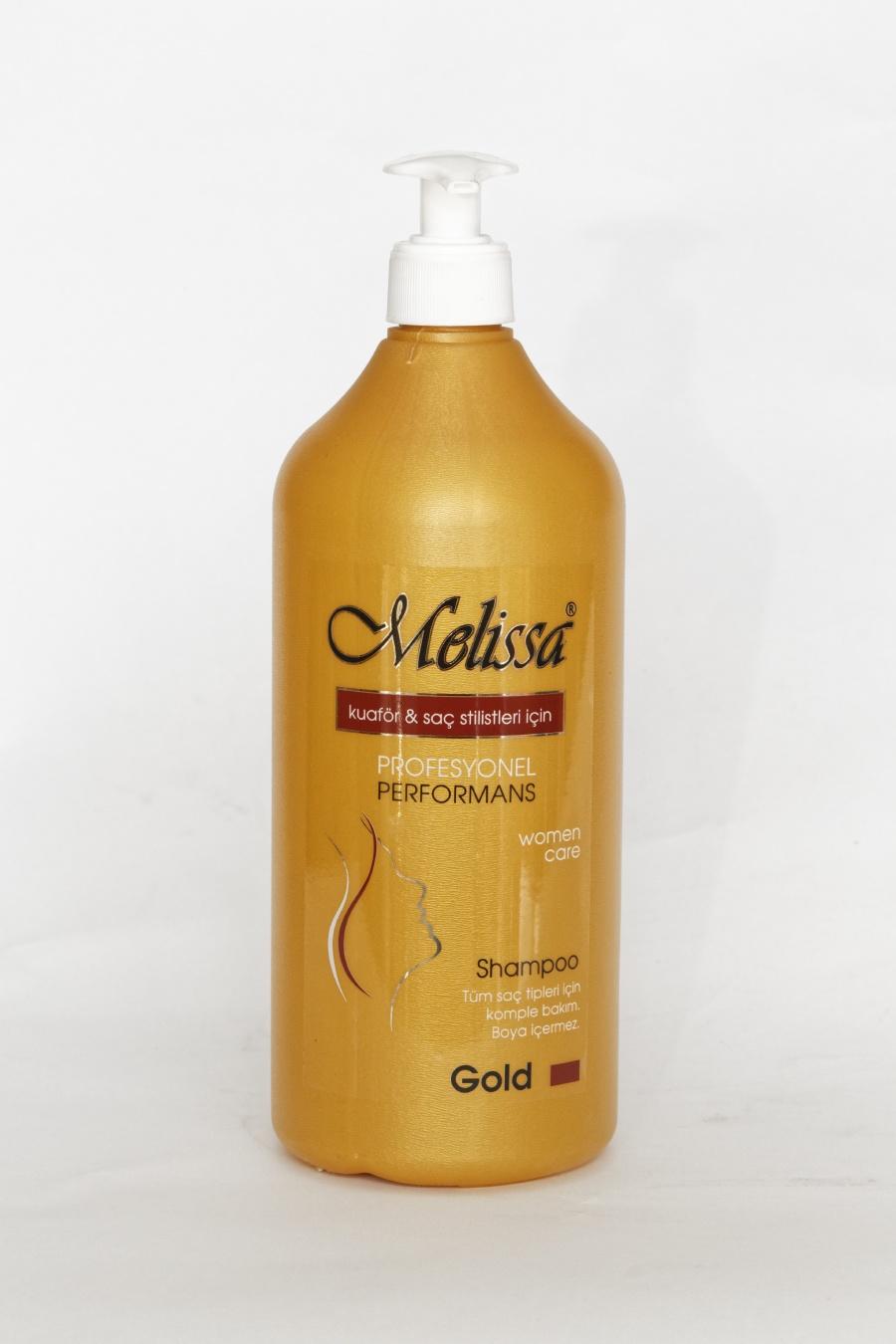 Melissa Şampuan Tuzsuz Gold