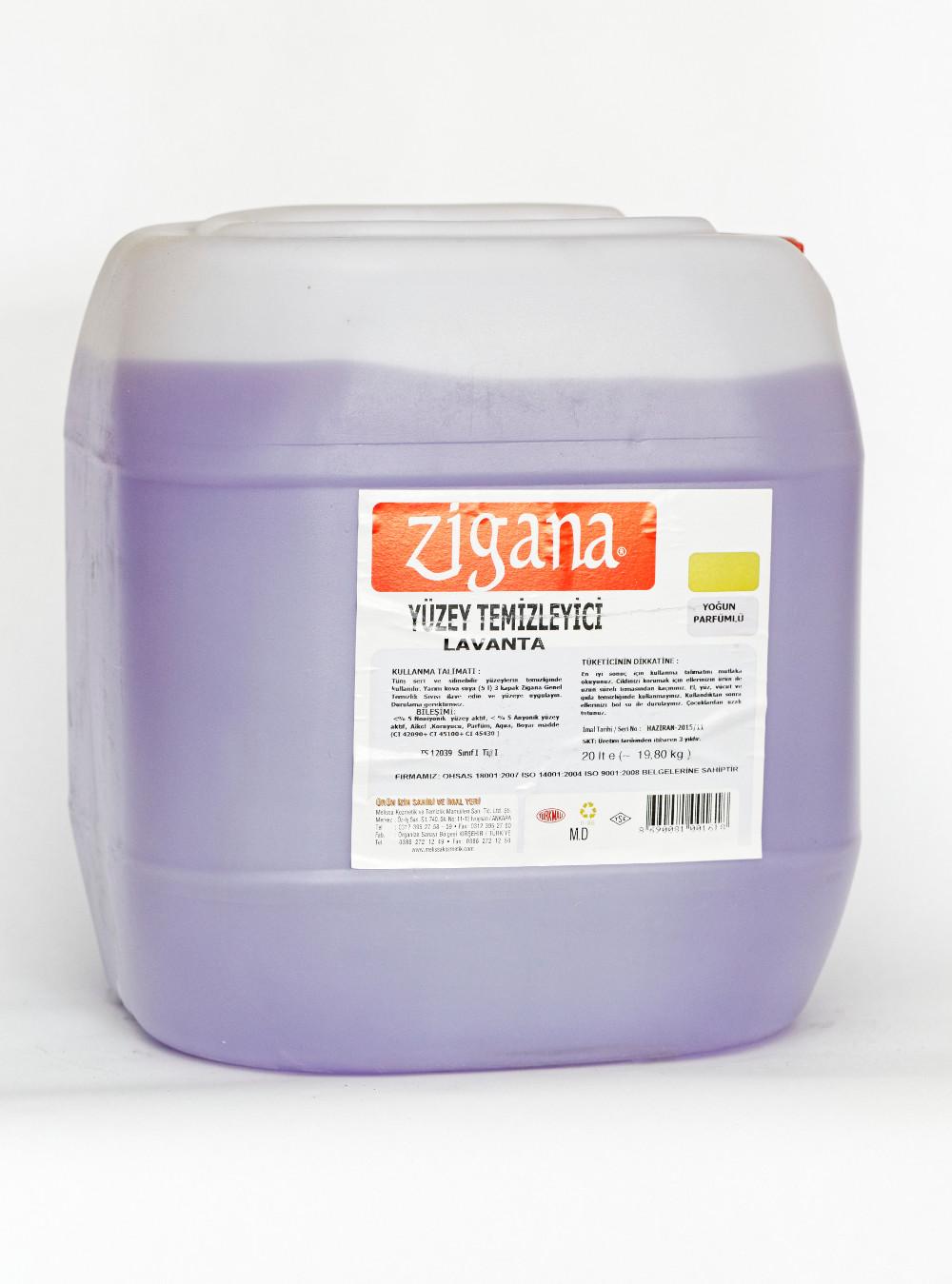Zigana Genel Temizlik Sıvısı Lavanta