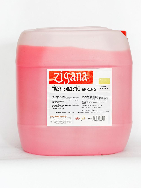 Zigana Genel Temizlik Sıvısı Spring